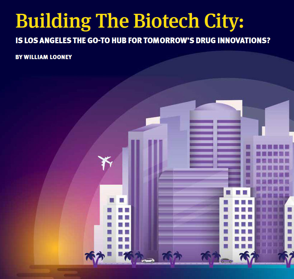 Building the Biotech City